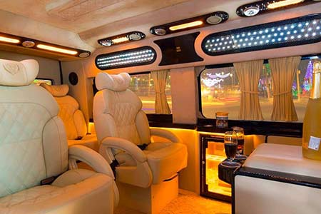 Private Limousine Dcar from Mui Ne to Ho Chi Minh city